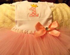 EXCLUSIVE Ballerina Owl Applique Tutu Tshirt Dress by BubbleBabys