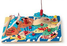 Giocattoli Trend Mark Orange Tree Toys Mini Puzzle Bambino Gioco Pirata Foresta Safari Legno Nuovo Infanzia E Premaman