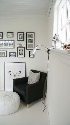INSPIRACION: RINCONES DE LECTURA DE ESTILO NÓRDICO | Decorar tu casa es facilisimo.com