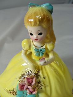 """Vintage Josef Originals figurine from the """"First Time"""" Series - NEED IT"""