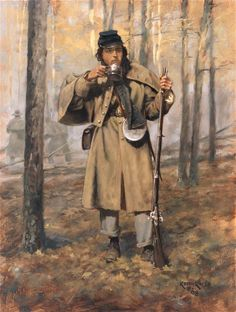 3rd Georgia Infantry-1862-Keith Rocco
