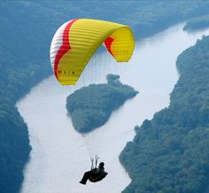 Paragliding/Parasailing #Vacation  #Holiday
