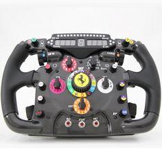 1/1 Scale Full Size 2011 Ferrari 150 Italia Steering Wheel Replica
