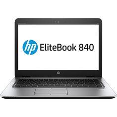 HP EliteBook 840 G3 W3H84UP Notebook PC - Intel Core i5-6300U 2.4 GHz Dual-Core Processor - 8 GB DDR4 SDRAM - 256 GB Solid State Drive - 14-inch Display - Windows 10 Professional 64-bit Edition