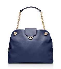 Megan Satchel | Womens Top Handles & Shoulder Bags | ToryBurch.com
