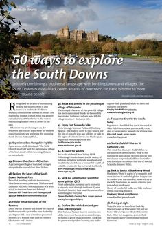 ~ 50 ways to explore the South Downs (part 1) ~ #locallife #SouthDowns #explore #history #heritage #health #countryside #rural #Hampshire #Sussex