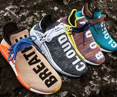 Pharrell Williams x adidas Originals - Statement Hiking Collection