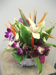 tropical flower arrangements | Page 2 « Tropicals | The Flowers To Go