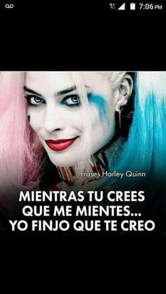 the joker and harley quinn love quotes Arley Queen, Harey Quinn, Positive Phrases, Memes Funny Faces, Funny Gifs, Inspirational Phrases, Joker Quotes, Boyfriend Humor, New Memes