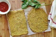Egg and Dairy free Cauliflower pizza crusts