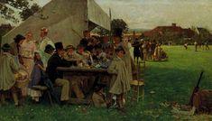 John Robertson Reid, 'A Country Cricket Match' 1878