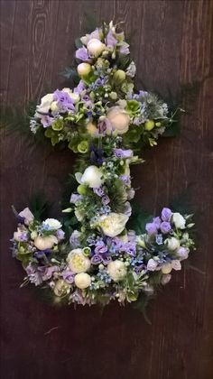 Funeral Flowers by Michele, Anchor