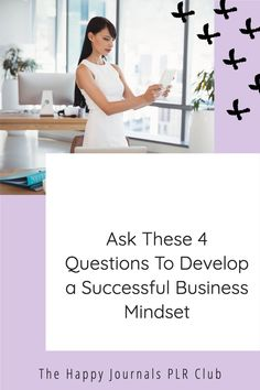 There are many hurdles on the path to business success. Don't let having the wrong mindset be one of them. How do you overcome obstacles? How can you find clients and projects that you love? Can you push yourself to be the best you can be? And how can you improve your confidence? Find all the answers here. #Miindset #confidence #business Personal Goal Setting, Setting Goals, Work Life Balance Tips, Hurdles, Love Can, Successful People, Mindset, Improve Yourself, Confidence