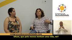 Olá pessoal, Não  percam a Entrevista com Georgette Vidor! Ela fala de vários assuntos importantes, sobre sua gestão na Secretaria da Pessoa com Deficiência do Rio de Janeiro e ainda sobre a inclusão pelo esporte! Ah, o certificado dessa entrevista é GRATUITO! Esperamos você!