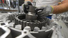 Auslandsgeschäft schwächelt: Deutsche Maschinenbauer leiden