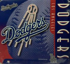 Los Angeles Dodgers MLB Mouse Pad
