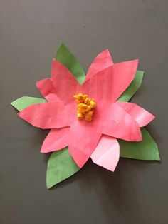 Classroom Freebies Too: Poinsettias for Christmas