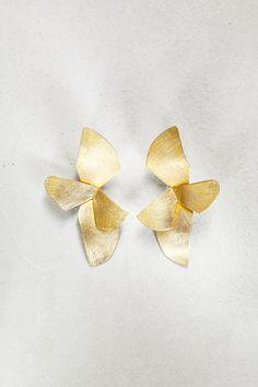 Letizia Plankensteiner –Schmuckunikate, Ohrringe Gold