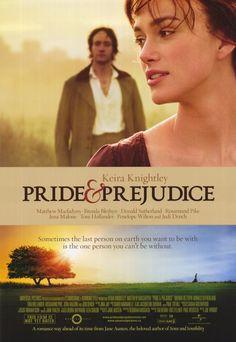 Pride & Prejudice 27x40 Movie Poster (2005)