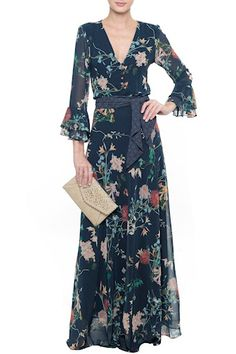 Brilliant 80 Printed Maxi Dresses able Addict gram style Casual Dresses For Women, Short Dresses, Prom Dresses, Boho Fashion, Fashion Dresses, Style Fashion, Summer Wedding Outfits, Sexy Maxi Dress, Vestidos Vintage