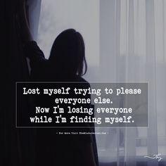 Lost myself trying to please everyone else... - https://themindsjournal.com/lost-myself-trying-to-please-everyone-else-2/
