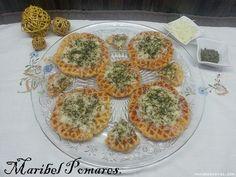 Gofre pizza (Gofrera)