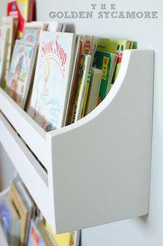 Super Ideas For Bedroom Storage Bookshelves Kids Rooms Kids Room Bookshelves, Wall Mounted Bookshelves, Shelves In Bedroom, Bedroom Storage, Book Shelves, Bookshelf Wall, Wall Shelves, Big Girl Rooms, Boy Room