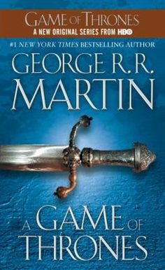 A Game of Thrones by George R. R. Martin (book 1 of A Song of Ice and Fire). This series has become a staple for lovers of fantasy. Set in a world of politics and intrigue so twisted that it's hard to know who to root for, the series is famous for its vast cast of complex characters, all of whom are vying in one way or another for the coveted (some would say cursed) Iron Throne.