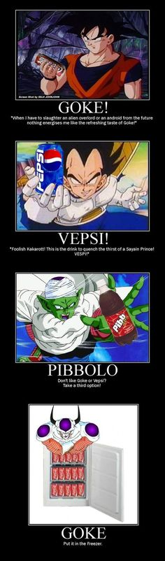Dragonball soda comp.