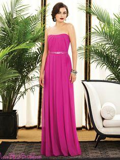 Dessy Collection Bridesmaid Dress Style - 2886 | Blush Bridal