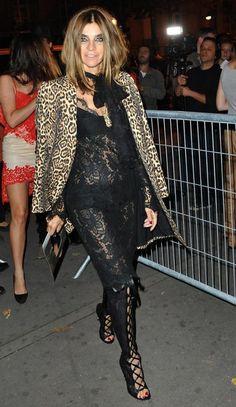 Dress Me: Style Icon: Carine Roitfeld
