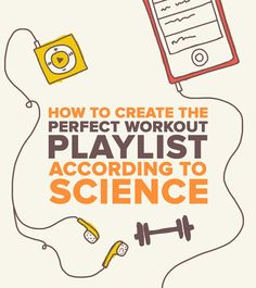 How To Create The Perfect Workout Playlist (According To Science)- a site that shows the bpm for songs, super helpful when I'm trying to build the perfect playlist for my runs