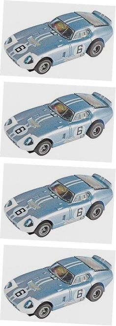 Other Slot Cars 776: Daytona Coupe #6 Amon Collector Series Ho Slot Car W Clear Windows Afx70341 -> BUY IT NOW ONLY: $46.69 on eBay!