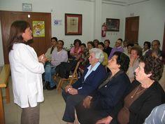 """2007 - Presentación libro Carmen Arnau Muro, """"Soledades"""" - Jornadas Culturales"""