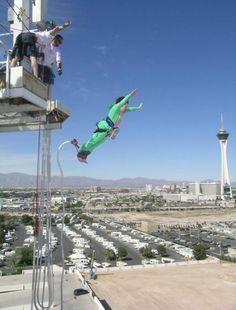 Bungee Jump Circus Circus Las Vegas