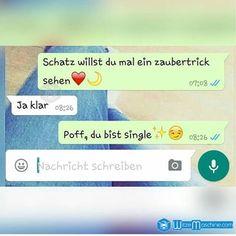 Lustige WhatsApp Bilder und Chat Fails 39 - Single