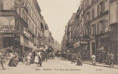 1000 images about history on pinterest de la rue de for Le miroir rue des martyrs