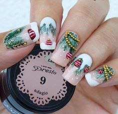 Crowds are already in beauty salons, schedule your appointment on time in order to guarantee the flawless appearance of your nails!