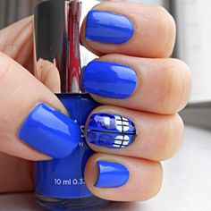 Dr who tardis nail art makeup and nails pinterest tardis tardis nails cult cosmetics magazine prinsesfo Gallery