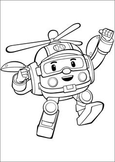 32 Robocar Poli printable coloring pages for kids. Find on coloring-book thousands of coloring pages. Truck Coloring Pages, Cool Coloring Pages, Coloring Pages To Print, Free Printable Coloring Pages, Coloring Books, My Little Pony Coloring, Coloring Pages For Kids, Coloriage Robocar Poli, Mc Queen Cars