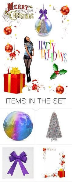 """""""Merry Everything and Happy Always"""" by aharcaki ❤ liked on Polyvore featuring art"""
