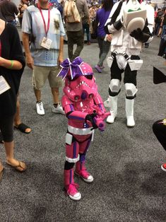 Aren't you a little short to be a Stormtrooper? Girls Stormtrooper Cosplay