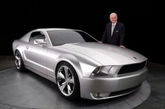 Image result for mustang lee iacocca