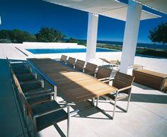 Tavoli da pranzo da giardino | Tavoli da giardino | Ninix NNX 360 ... Check it on Architonic