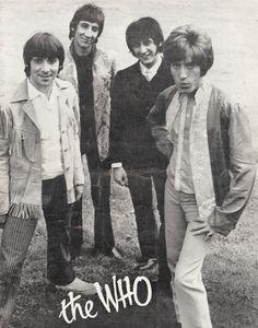 Music Is Life, My Music, John Entwistle, Keith Moon, Roger Daltrey, Thing 1, Monty Python, My Generation, My Favorite Music