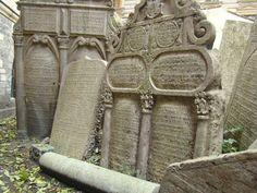 Ressentir l´histoire de Prague au Cimetière Juif