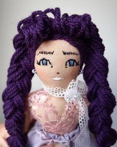 """26 """"Μου αρέσει!"""", 5 σχόλια - chingoleleta💜 (@chingoleleta) στο Instagram: """"🗨 ️Do you like my braids?…"""" Handmade Dolls, Winter Hats, Crochet Hats, Instagram, Fashion, Knitting Hats, Moda, Fashion Styles, Fashion Illustrations"""