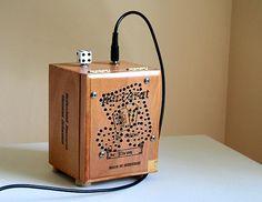 cigar box amp