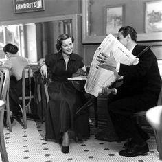 Photo by Frances McLaughlin-Gill, 1948