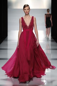 Tony Ward Haute Couture Spring/Summer 2013